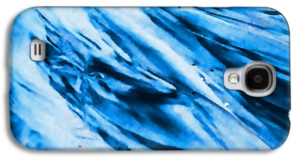 Sand Patterns Galaxy S4 Cases - Tidal art Galaxy S4 Case by Sharon Lisa Clarke
