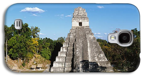 Religious Galaxy S4 Cases - Tikal, Guatemala, Central America Galaxy S4 Case by Panoramic Images