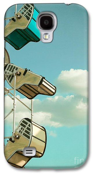 Original Art Photographs Galaxy S4 Cases - Tilt and Twirl Galaxy S4 Case by Colleen Kammerer