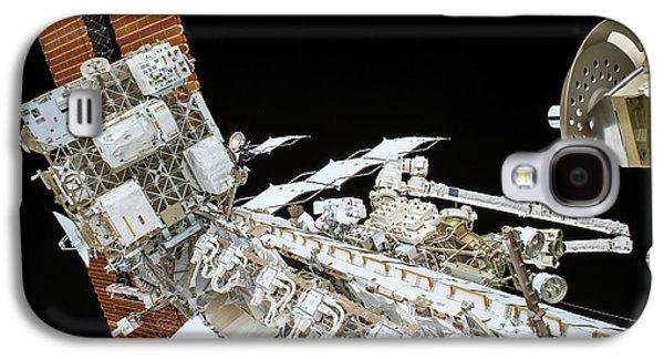 Tim Kopra's Spacewalk Galaxy S4 Case by Nasa