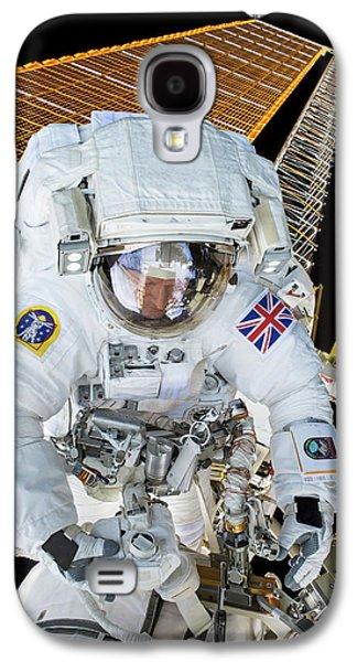 Tim Peake's Spacewalk Galaxy S4 Case by Nasa