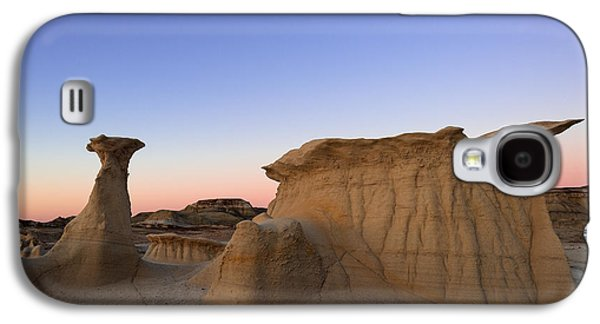 Landscapes Photographs Galaxy S4 Cases - Time and Elements Galaxy S4 Case by Domenik Studer