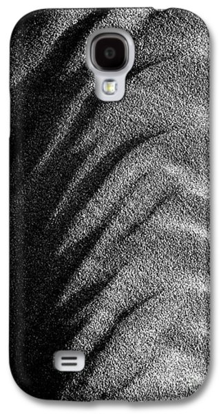 Sand Patterns Galaxy S4 Cases - Time and Tide Galaxy S4 Case by Tim Gainey