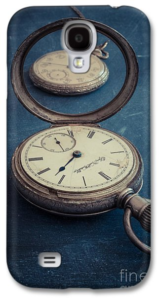Objects Galaxy S4 Cases - Time Pieces Galaxy S4 Case by Edward Fielding