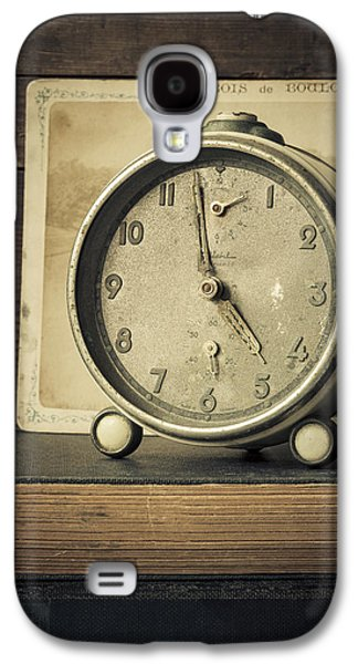 Clock Galaxy S4 Cases - Time Stood Still Galaxy S4 Case by Amy Weiss
