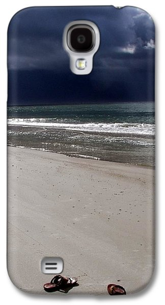 Topsail Galaxy S4 Cases - Time To Go Galaxy S4 Case by Karen Wiles