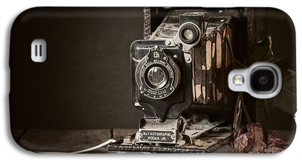 Dried Photographs Galaxy S4 Cases - Timeless Galaxy S4 Case by Amy Weiss