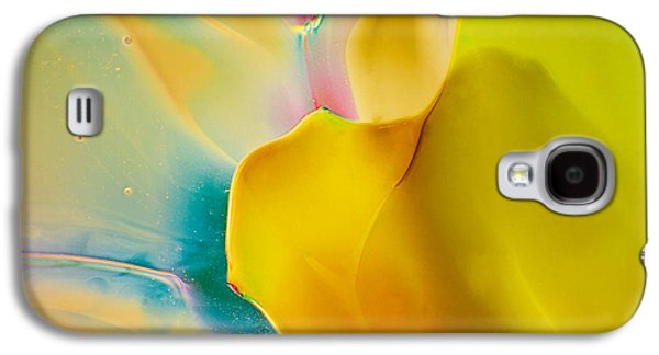 Abstracts Glass Art Galaxy S4 Cases - Tinkerbell Galaxy S4 Case by Omaste Witkowski