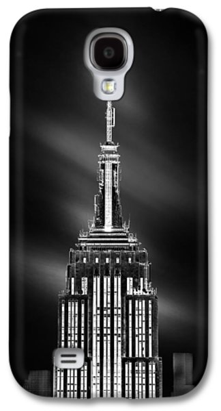 Empire Galaxy S4 Cases - Tip Of The World Galaxy S4 Case by Az Jackson