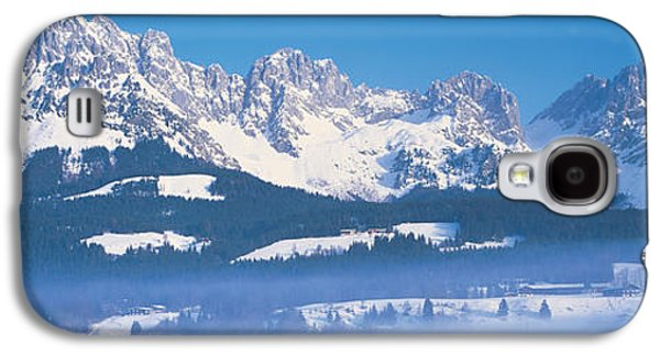 Quiet Time Photographs Galaxy S4 Cases - Tirol Austria Galaxy S4 Case by Panoramic Images