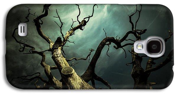 Green Galaxy S4 Cases - Titan Galaxy S4 Case by Chris Fletcher