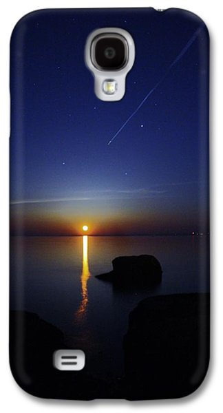 Contemplative Photographs Galaxy S4 Cases - To Infinity and Beyond Galaxy S4 Case by Paul Berish