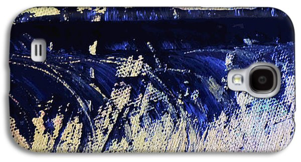 Abstract Digital Paintings Galaxy S4 Cases - To Obey Others Unquestioningly Galaxy S4 Case by Sir Josef  Putsche Social Critic