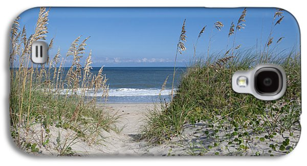 To The Beach Galaxy S4 Case by Kay Pickens