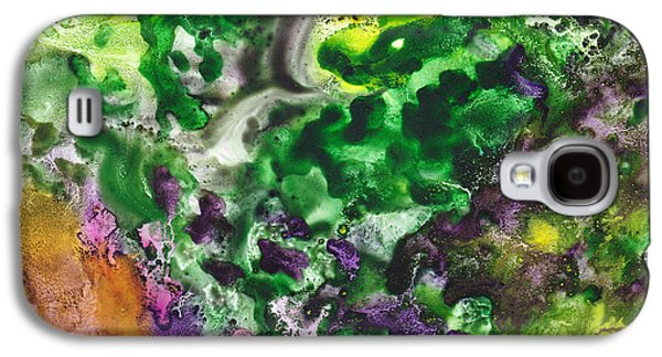Abstract Landscape Galaxy S4 Cases - To The Unknown Abstract Path Number Four Galaxy S4 Case by Irina Sztukowski