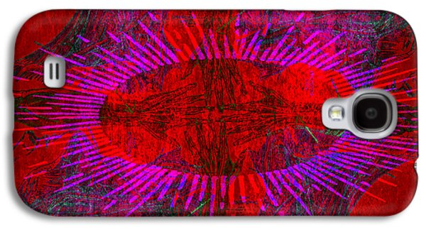 Human Health Galaxy S4 Cases - Togetherness Galaxy S4 Case by Stylianos Kleanthous
