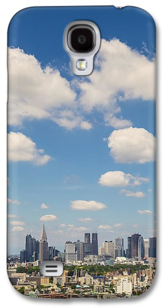 Tokyo 31 Galaxy S4 Case by Tom Uhlenberg