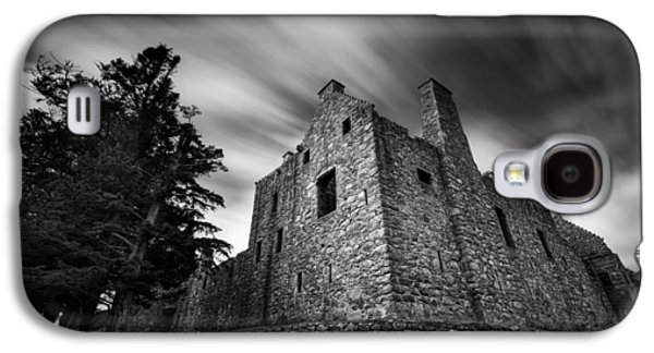 Historical Buildings Galaxy S4 Cases - Tolquhon Castle Galaxy S4 Case by Dave Bowman