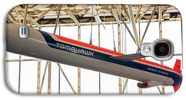 Tomahawk Cruise Missile In A Museum Galaxy S4 Case by Jim West