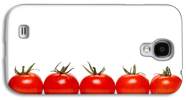 Tomatoes Galaxy S4 Case by Olivier Le Queinec