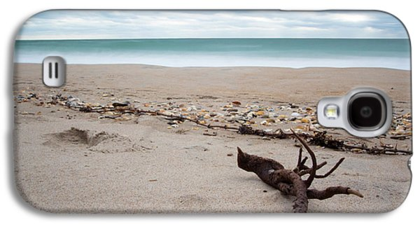 Topsail Galaxy S4 Cases - Topsail Island Driftwood Galaxy S4 Case by Shane Holsclaw