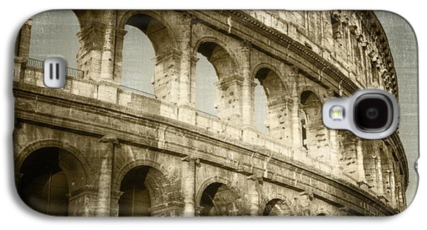 Landmarks Photographs Galaxy S4 Cases - Torn from the Pages Galaxy S4 Case by Joan Carroll