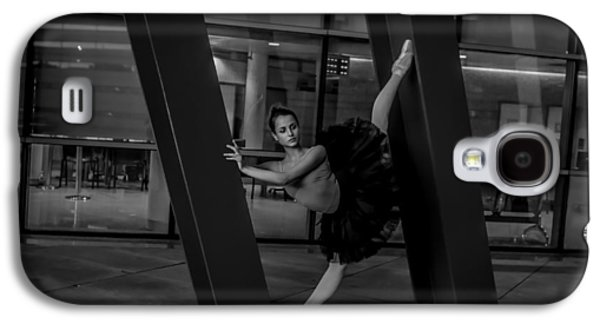 Ballet Dancers Pyrography Galaxy S4 Cases - Torre Antel Galaxy S4 Case by Ari Dunski