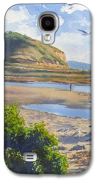 Torrey Pines Inlet Galaxy S4 Case by Mary Helmreich
