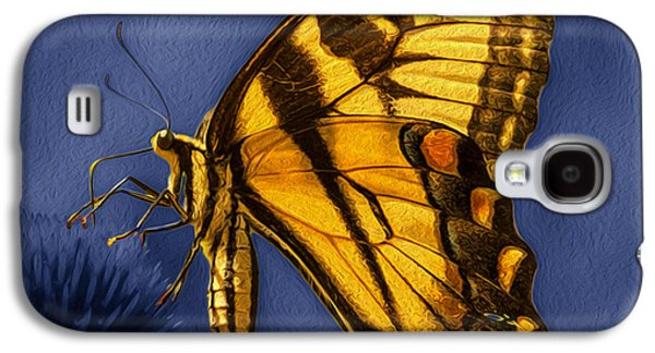 Merging Galaxy S4 Cases - Toward The Sun Galaxy S4 Case by Jack Zulli