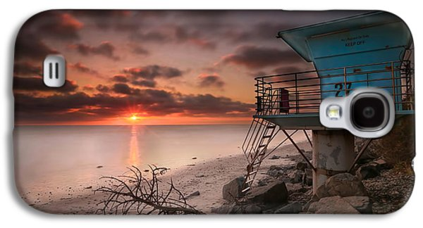 Tower 27 Galaxy S4 Case by Larry Marshall