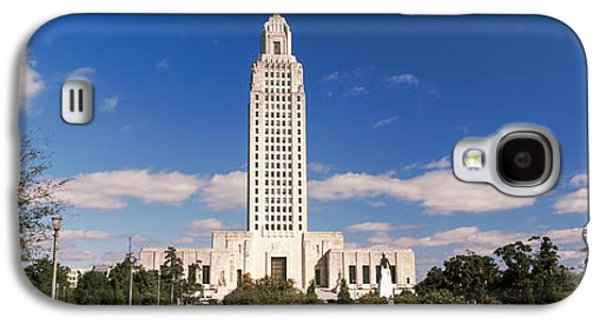 Garden Scene Galaxy S4 Cases - Tower Of A Government Building Galaxy S4 Case by Panoramic Images