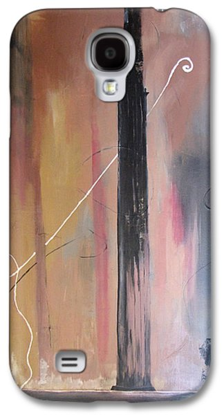 Baghdad Paintings Galaxy S4 Cases - Tower of Babel Galaxy S4 Case by Gary Smith