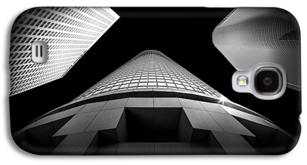 Tower Wars 3 Galaxy S4 Case by Az Jackson