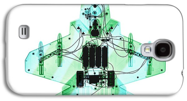 Toy Fighter Plane Galaxy S4 Case by Brendan Fitzpatrick