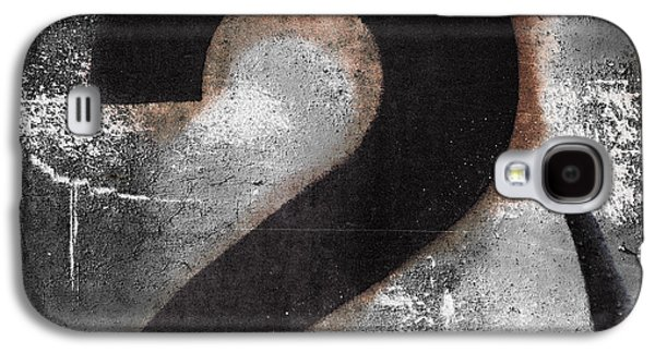 Train Number 2 Galaxy S4 Case by Carol Leigh