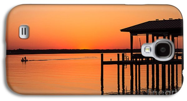 Landscapes Photographs Galaxy S4 Cases - Tranquil Moments Galaxy S4 Case by Mary Lou Chmura