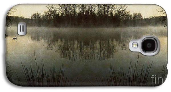 Asheville Galaxy S4 Cases - Tranquility Lake Galaxy S4 Case by Doug Sturgess