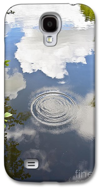 Nature Abstracts Galaxy S4 Cases - Tranquillity Galaxy S4 Case by Jan Bickerton