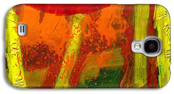 Abstract Movement Galaxy S4 Cases - Transcend Galaxy S4 Case by John  Nolan