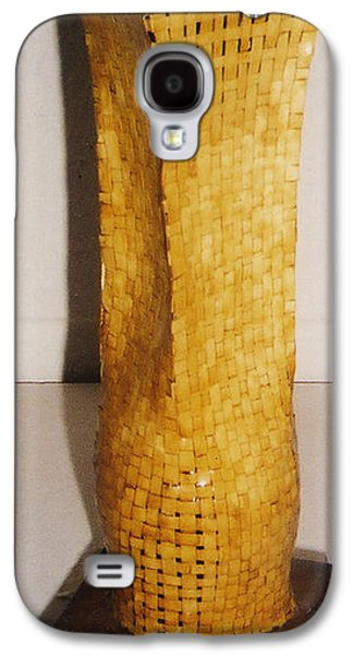 Abstract Forms Sculptures Galaxy S4 Cases - Transfiguration Galaxy S4 Case by Daniel P Cronin