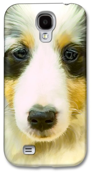 Puppy Digital Galaxy S4 Cases - Transformer Group challenge Galaxy S4 Case by Penny Pesaturo
