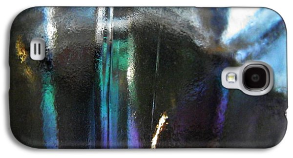 Transparency Geometric Galaxy S4 Cases - Transparency 4 Galaxy S4 Case by Sarah Loft