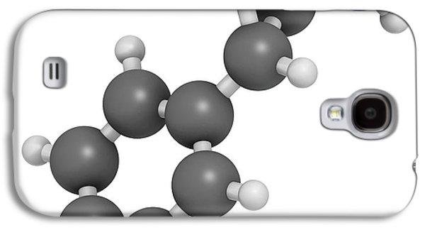 Tranylcypromine Antidepressant Drug Galaxy S4 Case by Molekuul