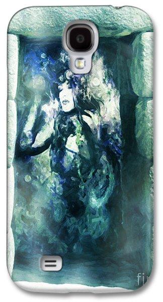 Inner Self Galaxy S4 Cases - Trapped Galaxy S4 Case by Georgiana Romanovna