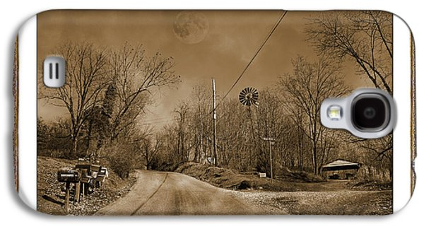 Traveling Through Oz Galaxy S4 Case by Betsy Knapp