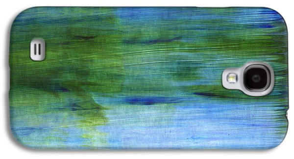 Studio Mixed Media Galaxy S4 Cases - Traveling West Galaxy S4 Case by Linda Woods
