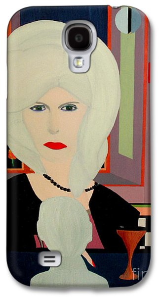 Disdain Galaxy S4 Cases - Travels With Auntie Galaxy S4 Case by Bill OConnor