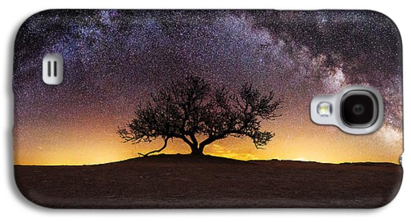 Tree Of Wisdom Galaxy S4 Case by Aaron J Groen