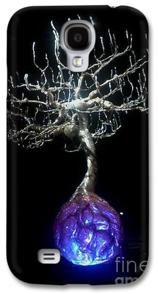 Digital Sculptures Galaxy S4 Cases - Treeser Galaxy S4 Case by Brian Boyer
