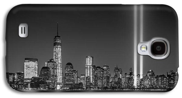 Manhatan Galaxy S4 Cases - Tribute in Light 2013 Galaxy S4 Case by Mihai Andritoiu
